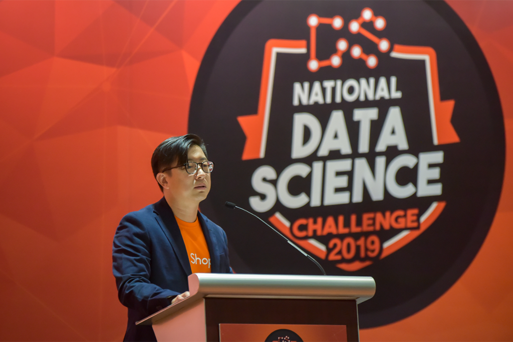 National Data Science Challenge 2019 By Shopee